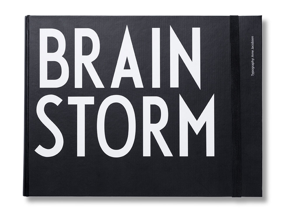 brainstorm design letters