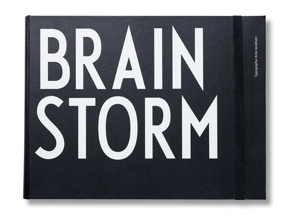 brainstorm design letters