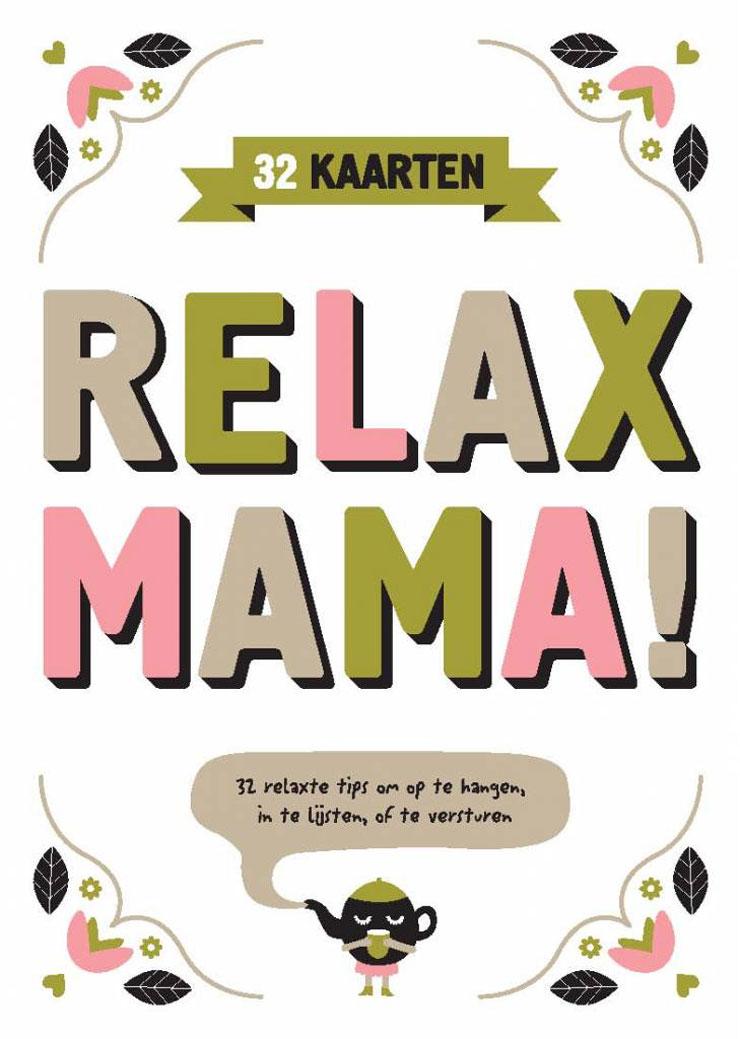 relax mama kaarten