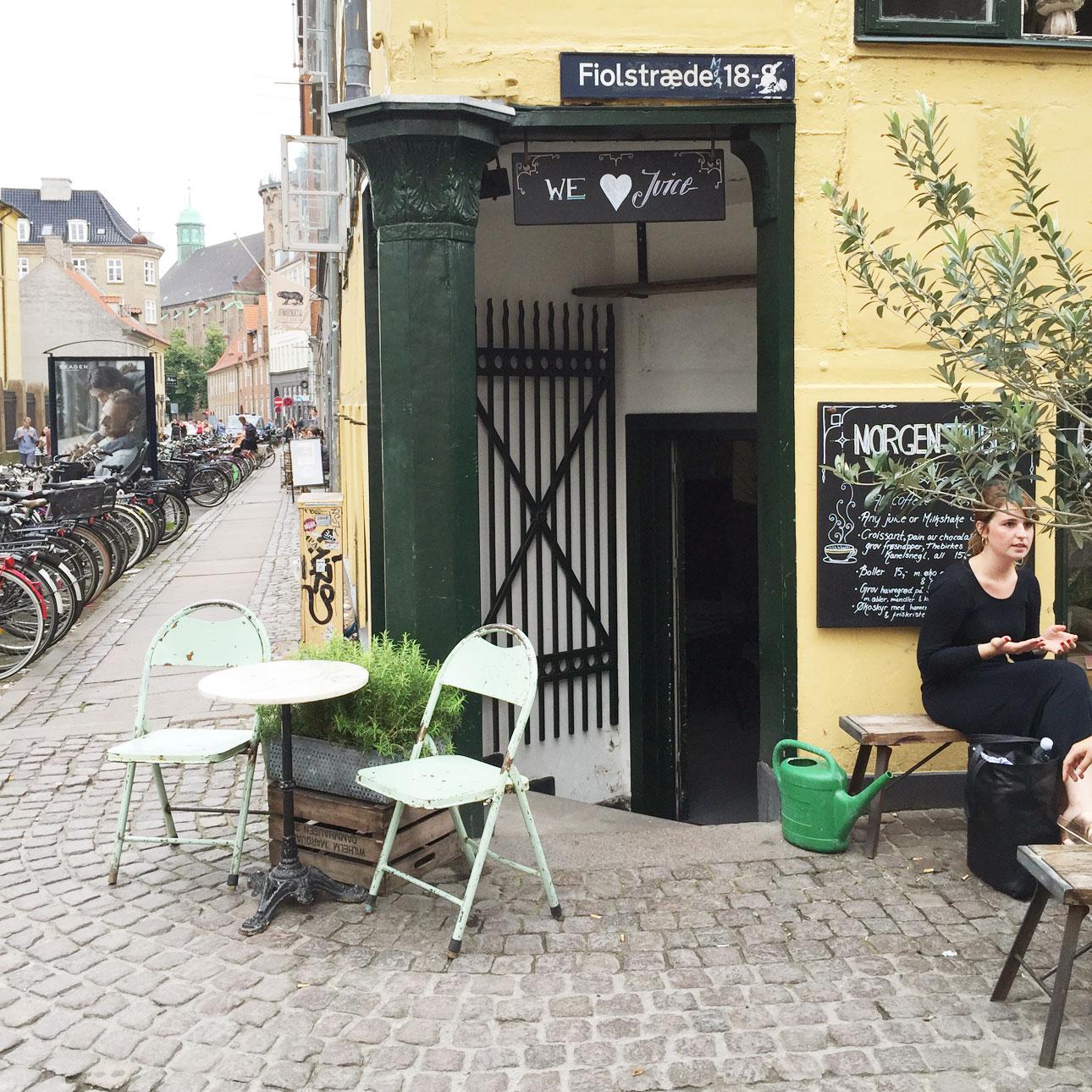 Kopenhagen hotspots big apple juice bar