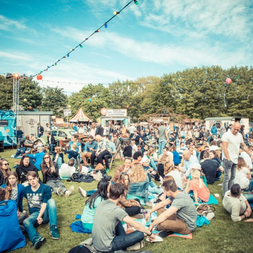 festival evenementen mei kinderen trek foodfestival