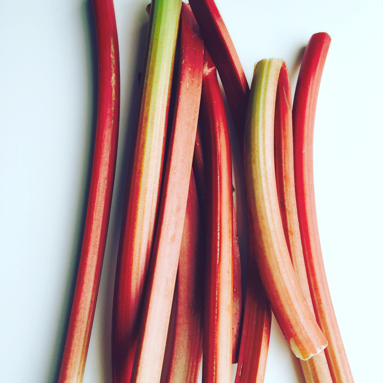 Rabarber - Rabarbercompote recept - suikervrij