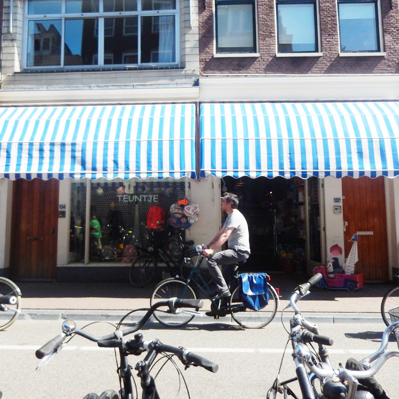 Kinderwinkel Teuntje Foto Marike Bijlsma