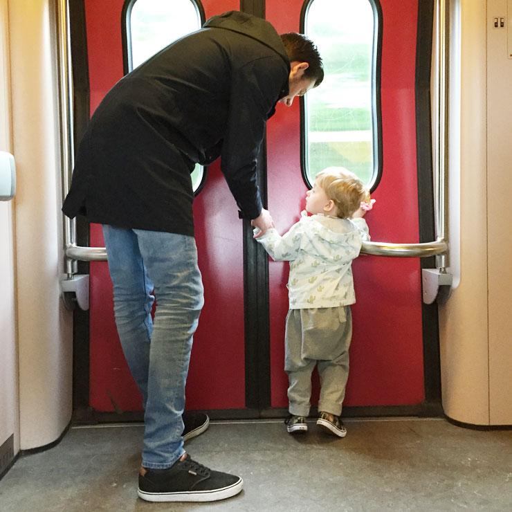 Mamalifestyle mei 2016 trein