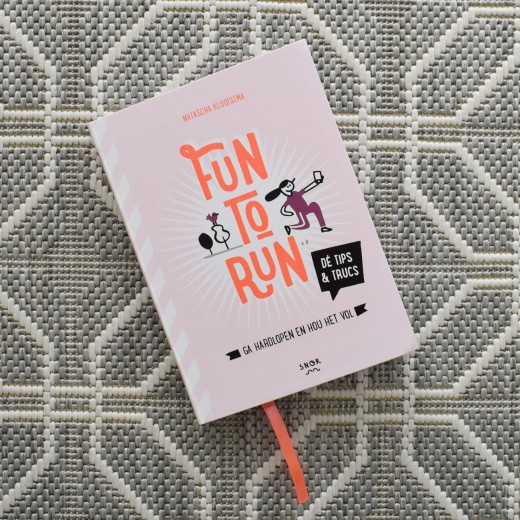 Fun to run boek