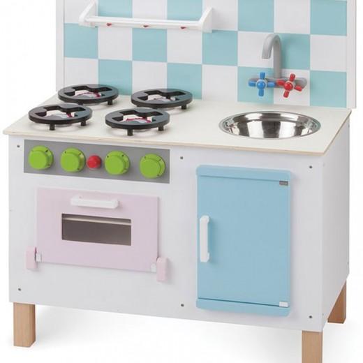 negen x speelkeuken new classic toys keuken