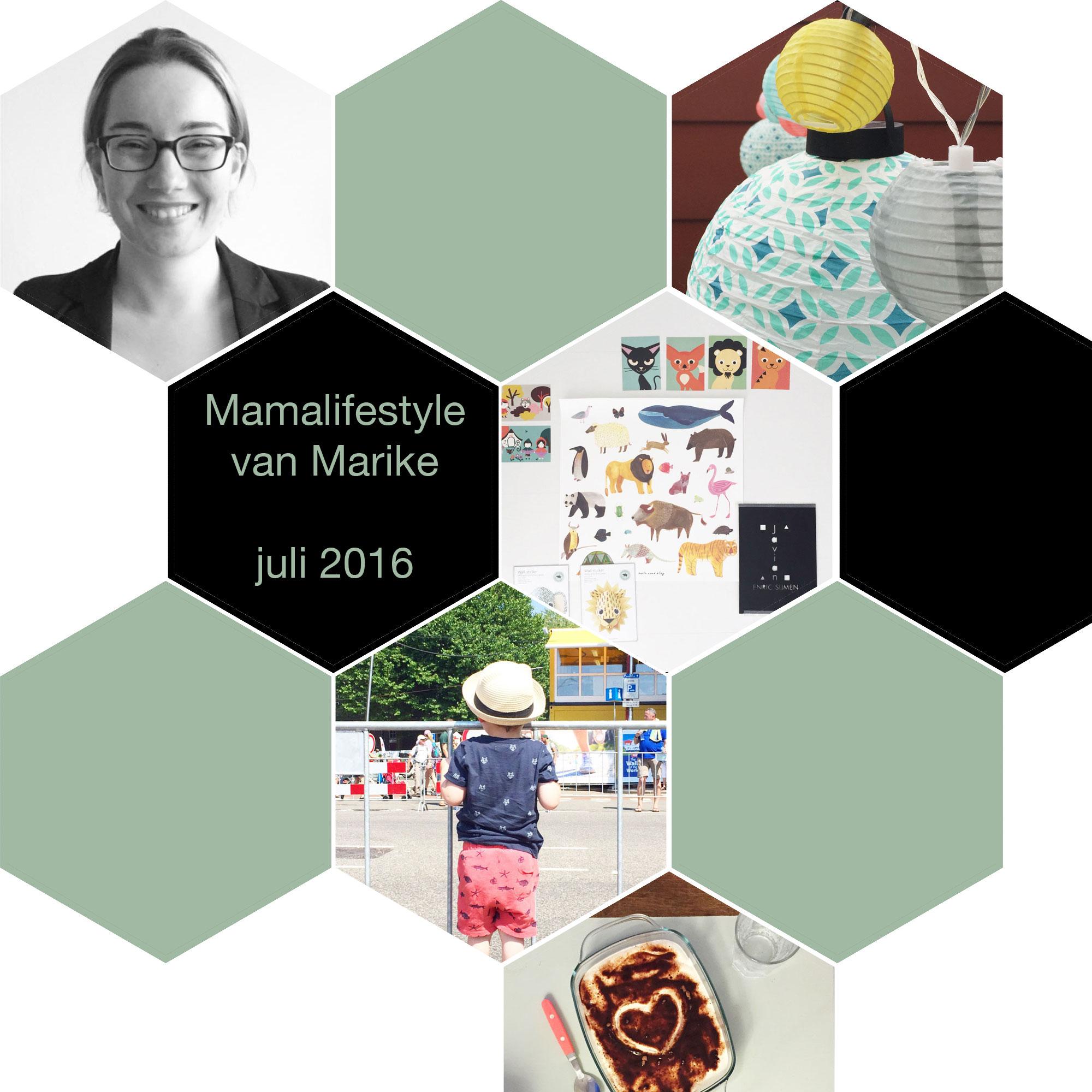Mamalifestyle maandoverzicht juli 2016