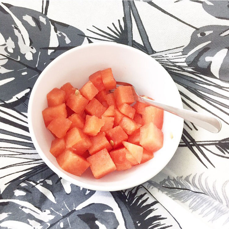 mamalifestyle augustus 2016 watermeloen