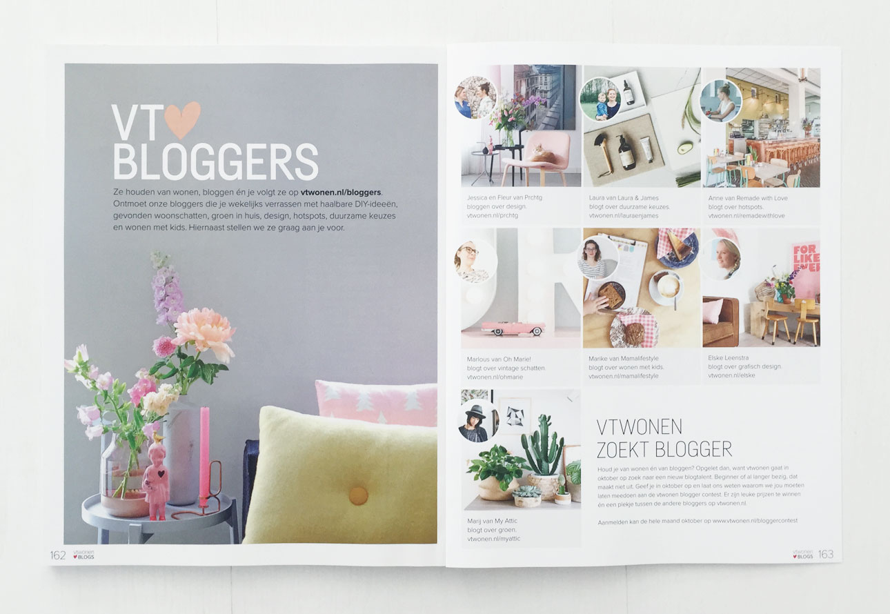 vtwonen loves blogs magazine mamalifestyle