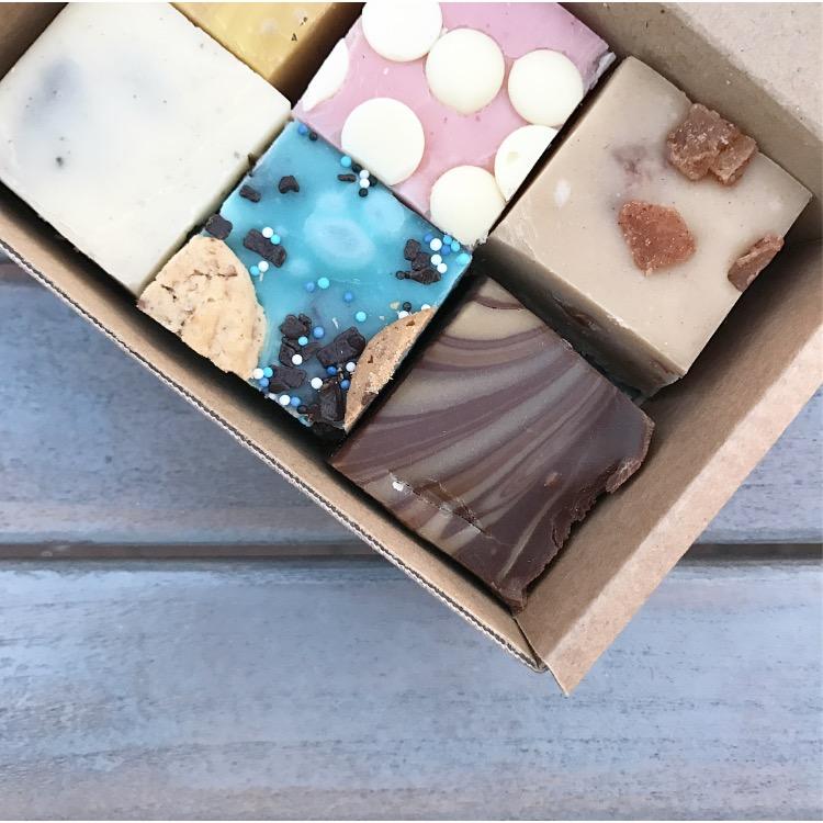 Jack Fudge giftbox