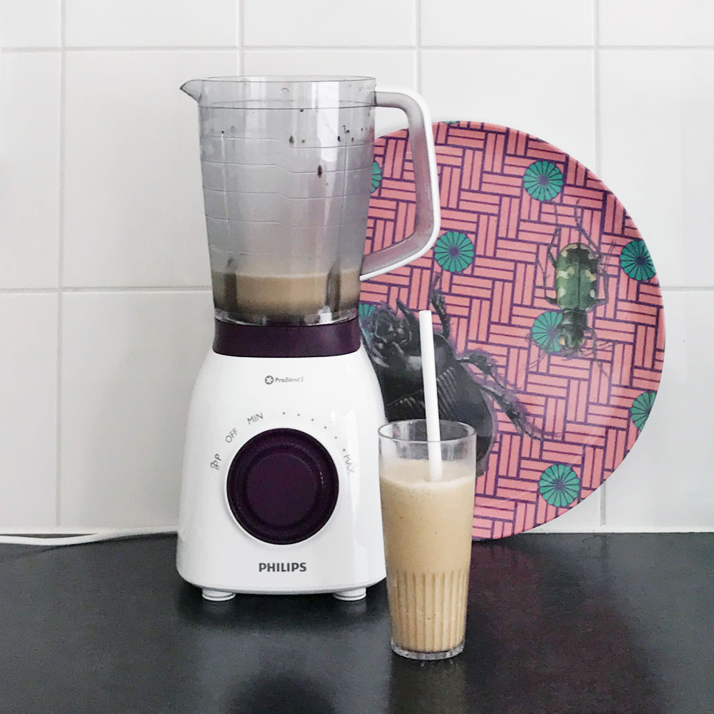 Philips blender review ijskoffie
