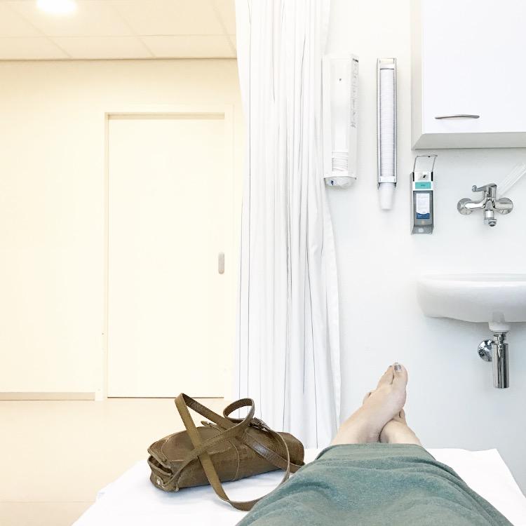 ziekenhuis - operatie galstenen operatie galblaas