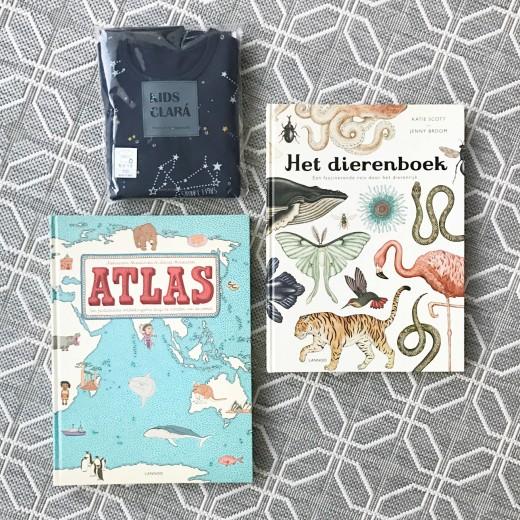 pluk and paloma bestelling prentenboeken pyjama