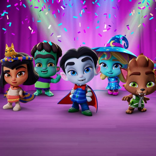 netflix super monsters
