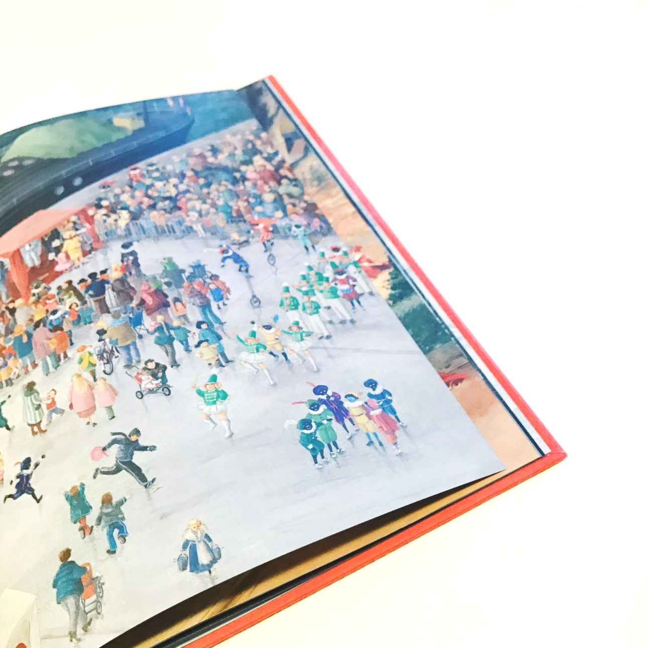 charlotte dematons sinterklaas boek winter