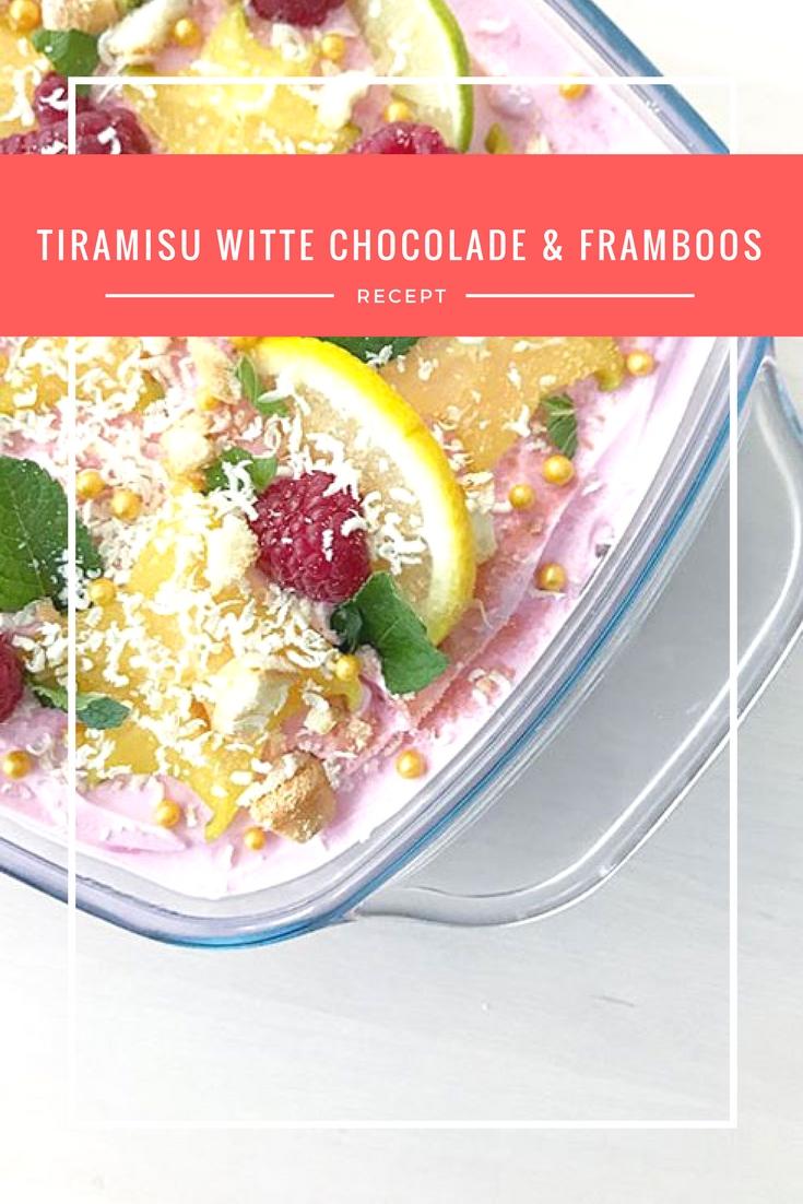 pinterest tiramisu witte chocolade framboos