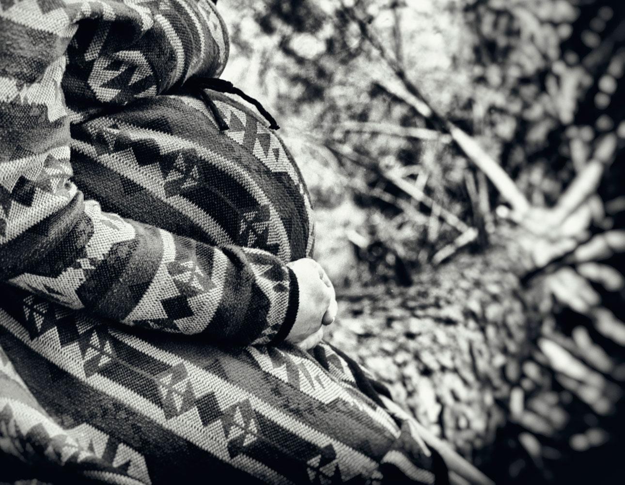 zwangerschapsfotoshoot marike bijlsma jeanique buik zwart-wit