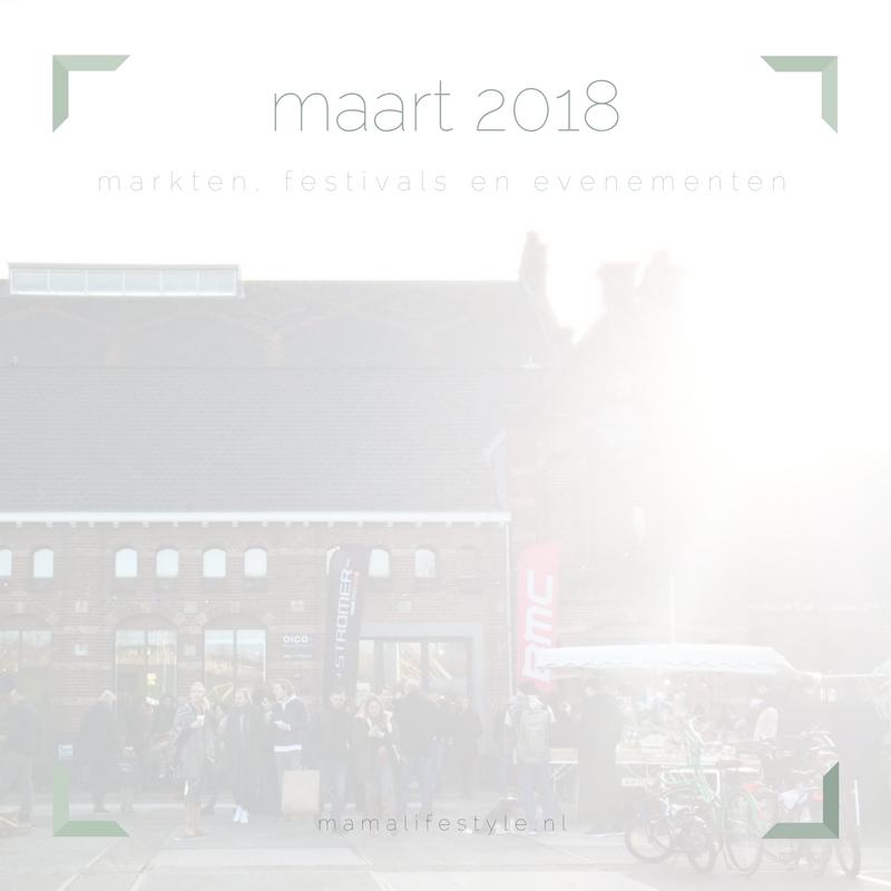 maart 2018 - markten, festivals en evenementen