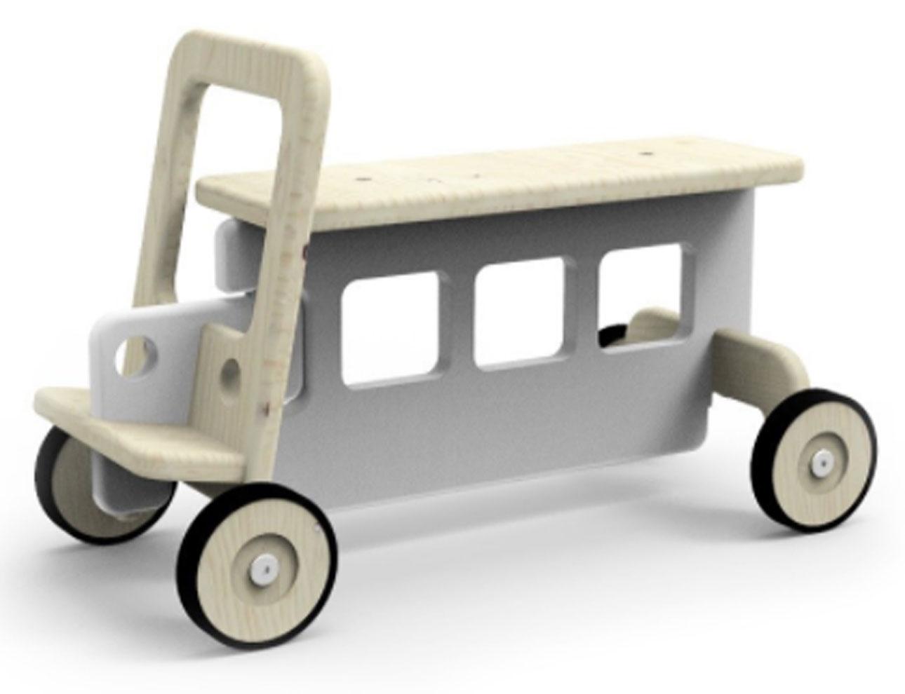 planeco loopfiets bus