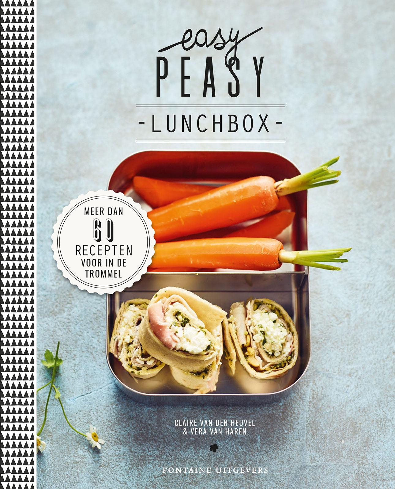 Kookboek gezin Easy Peasy Lunchbox