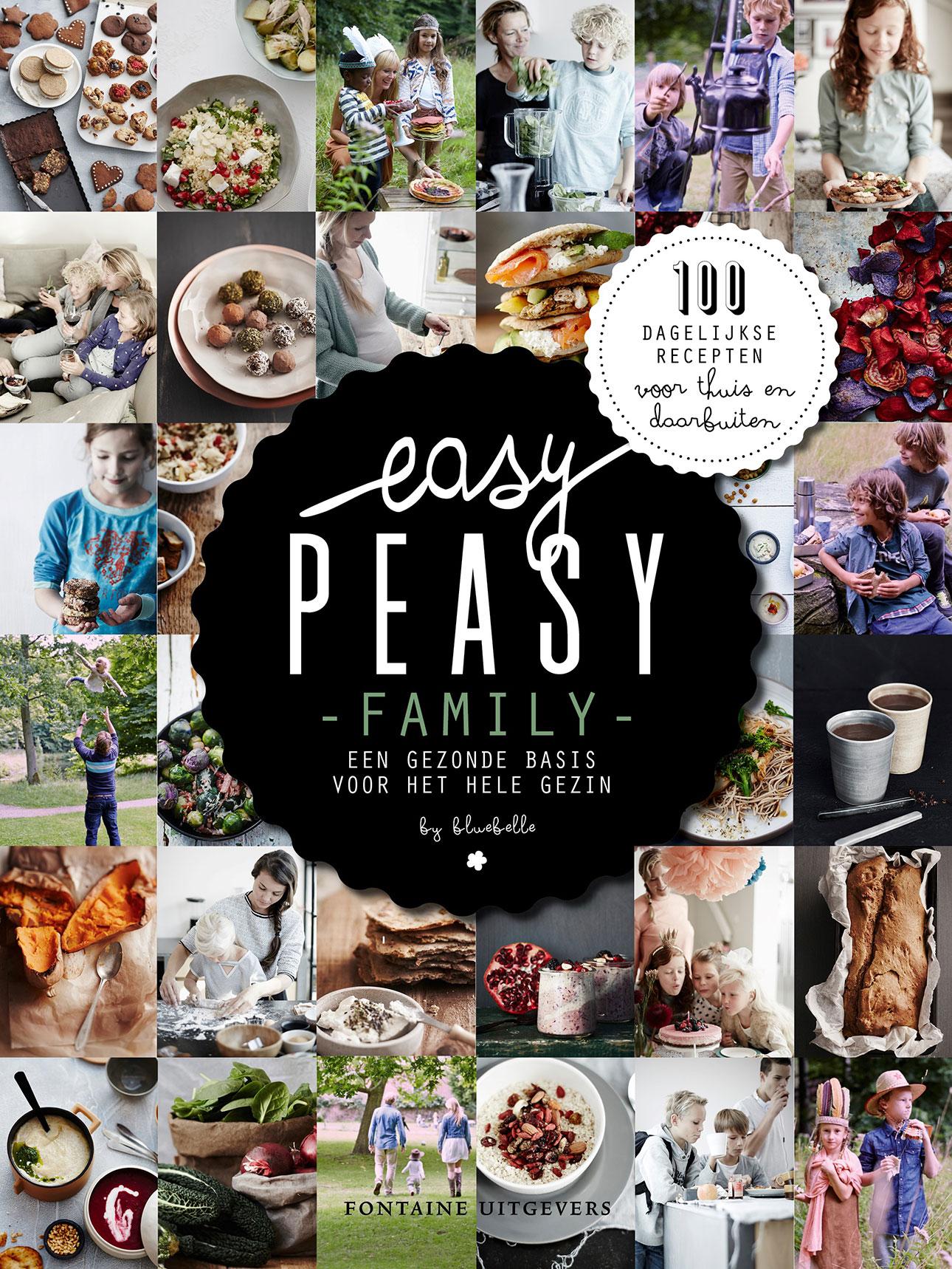 Kookboek gezin easy peasy family