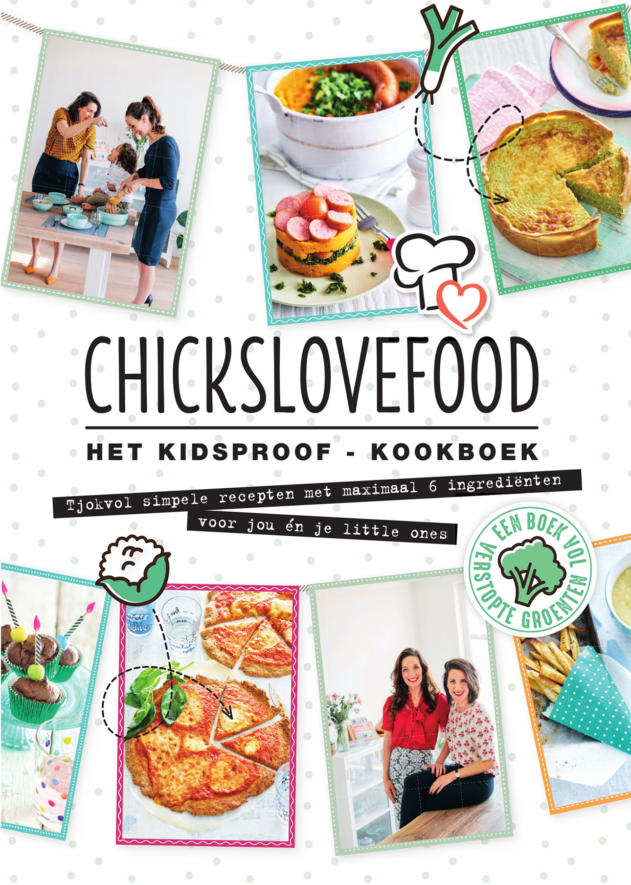 chickslovefood het kidsproof kookboek