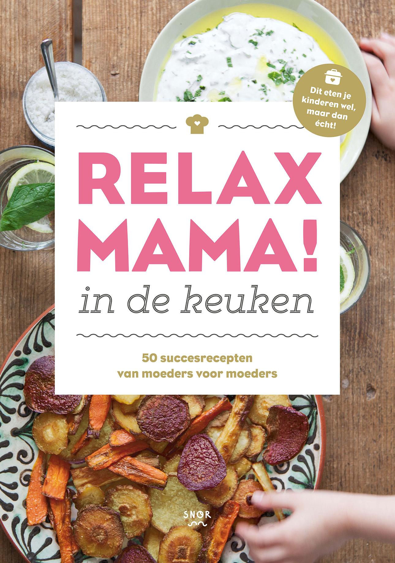 relax mama in de keuken kookboek