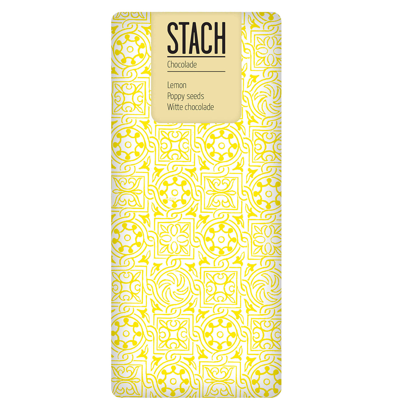 stach food witte chocolade lemon poppy seeds