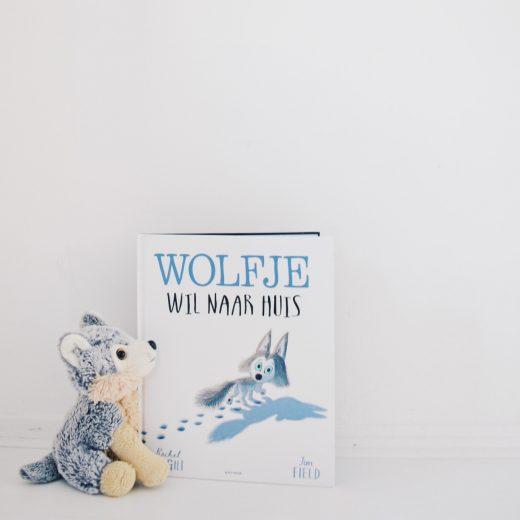 kinderboekenweek - wolfje wil naar huis