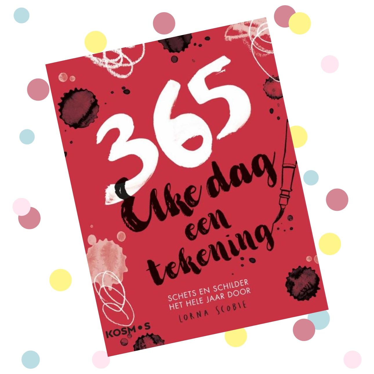 creatieve dagboeken 365 elke dag tekening