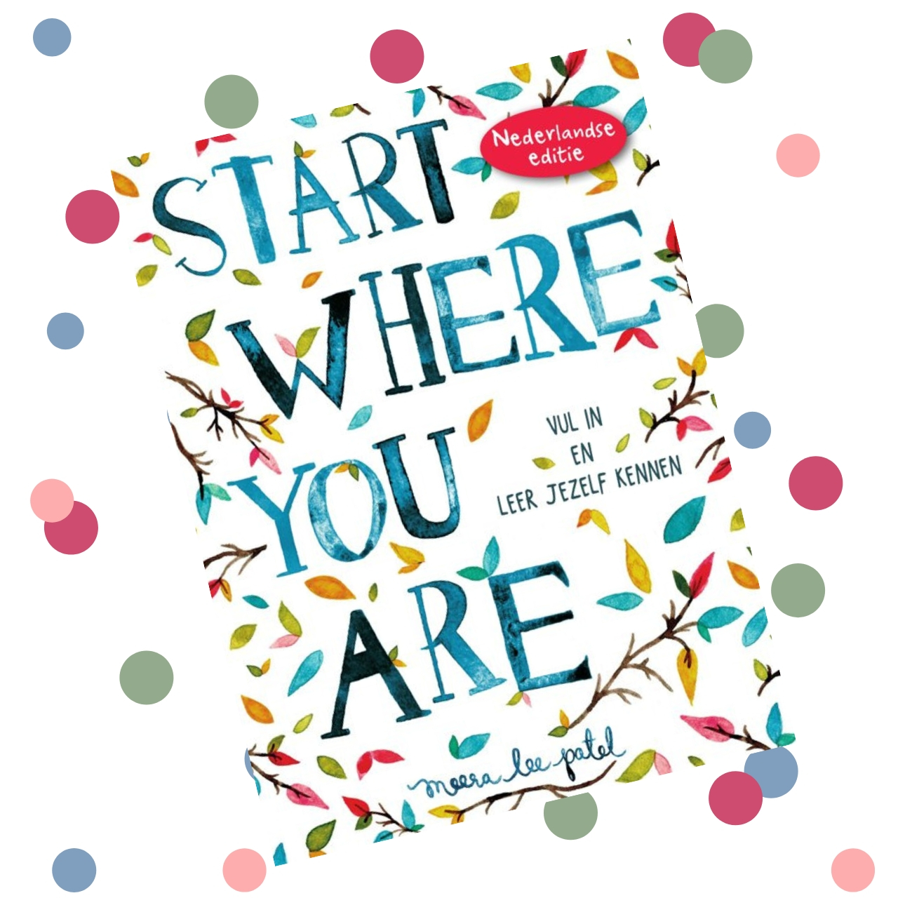 dagboeken wishlist - start where you are