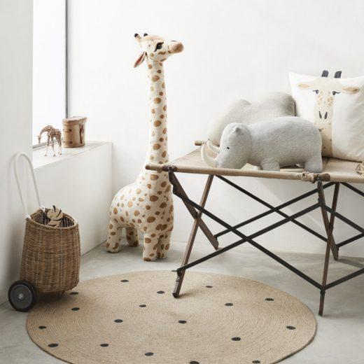 hm home kinderkamer safari dieren