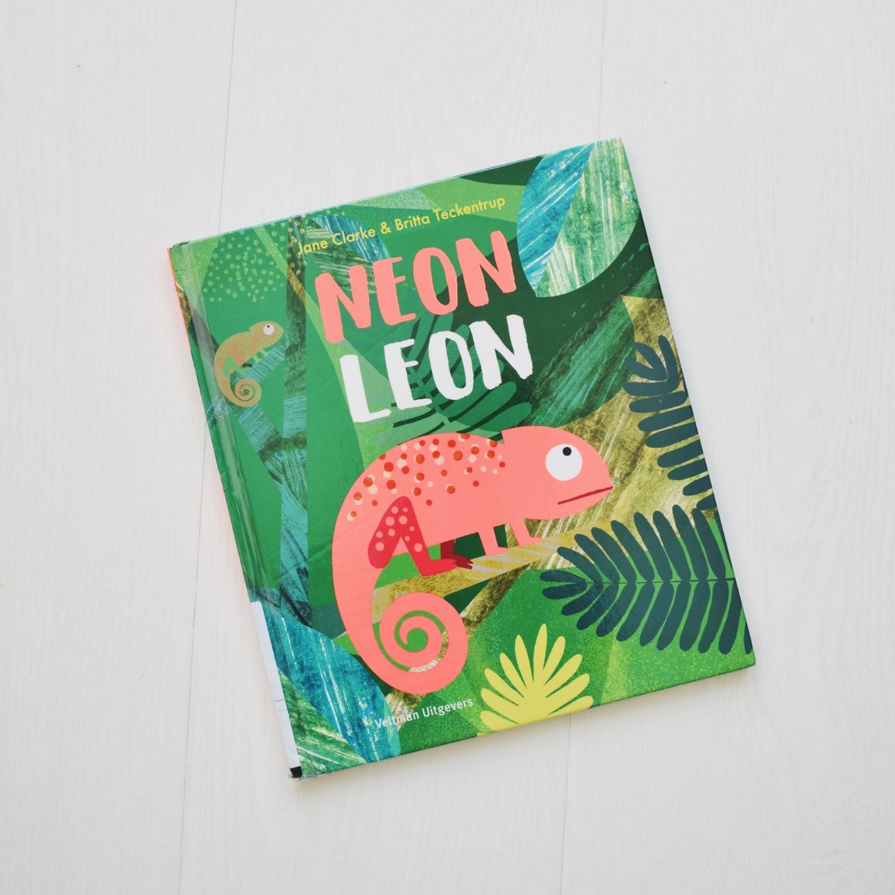 neon leon britta teckentrup