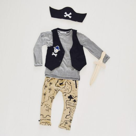 piratenfeest outfit javian