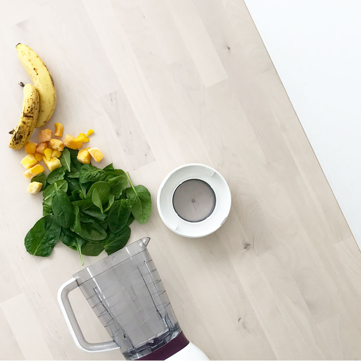 philips blender smoothies ijskoffie