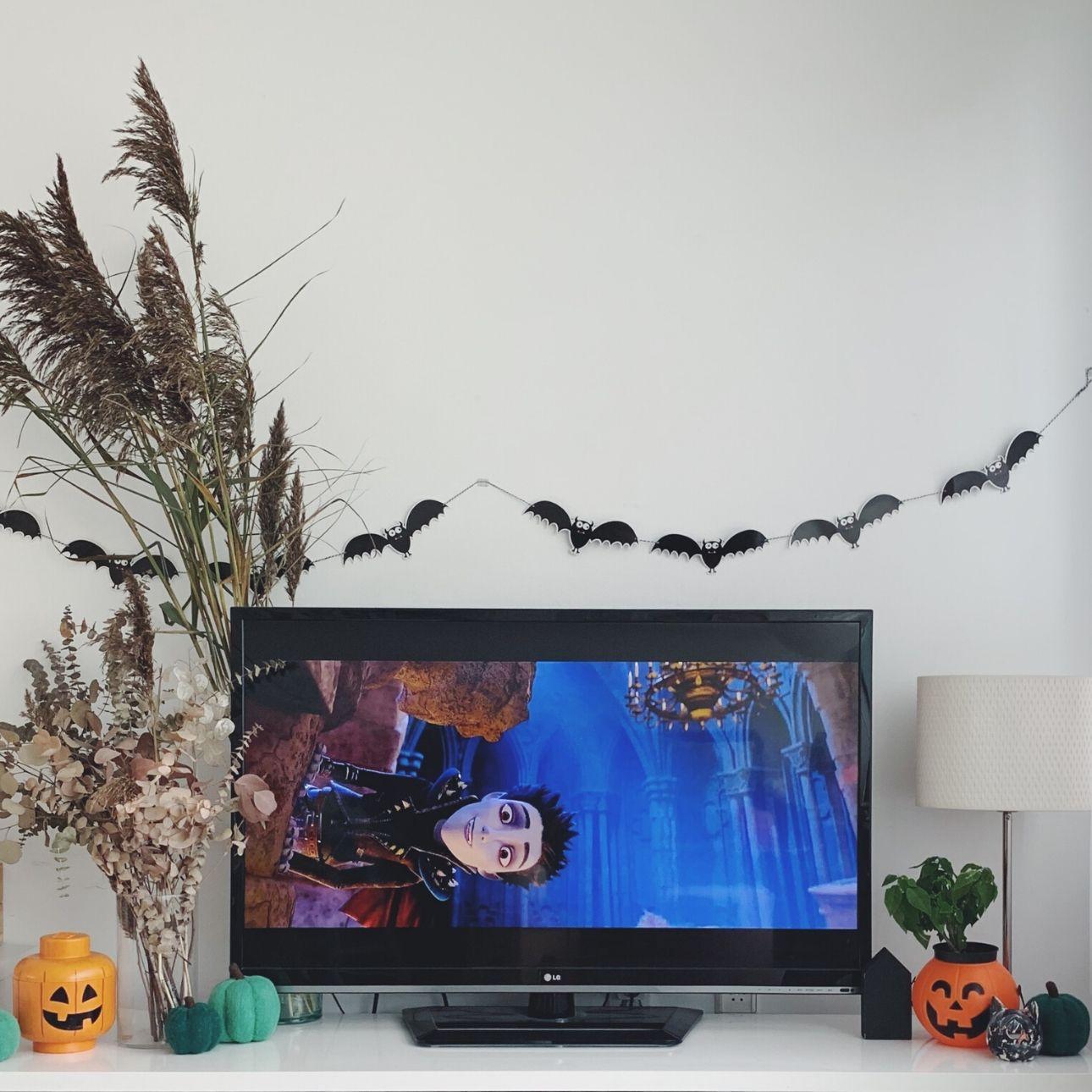Halloween netflix de kleine vampier