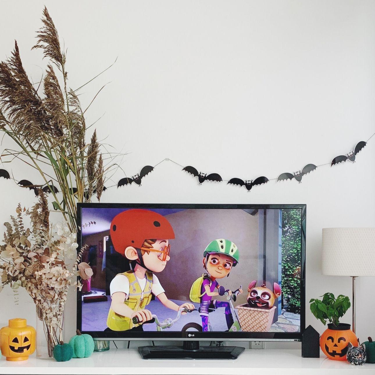 Halloween netflix ghost patrol