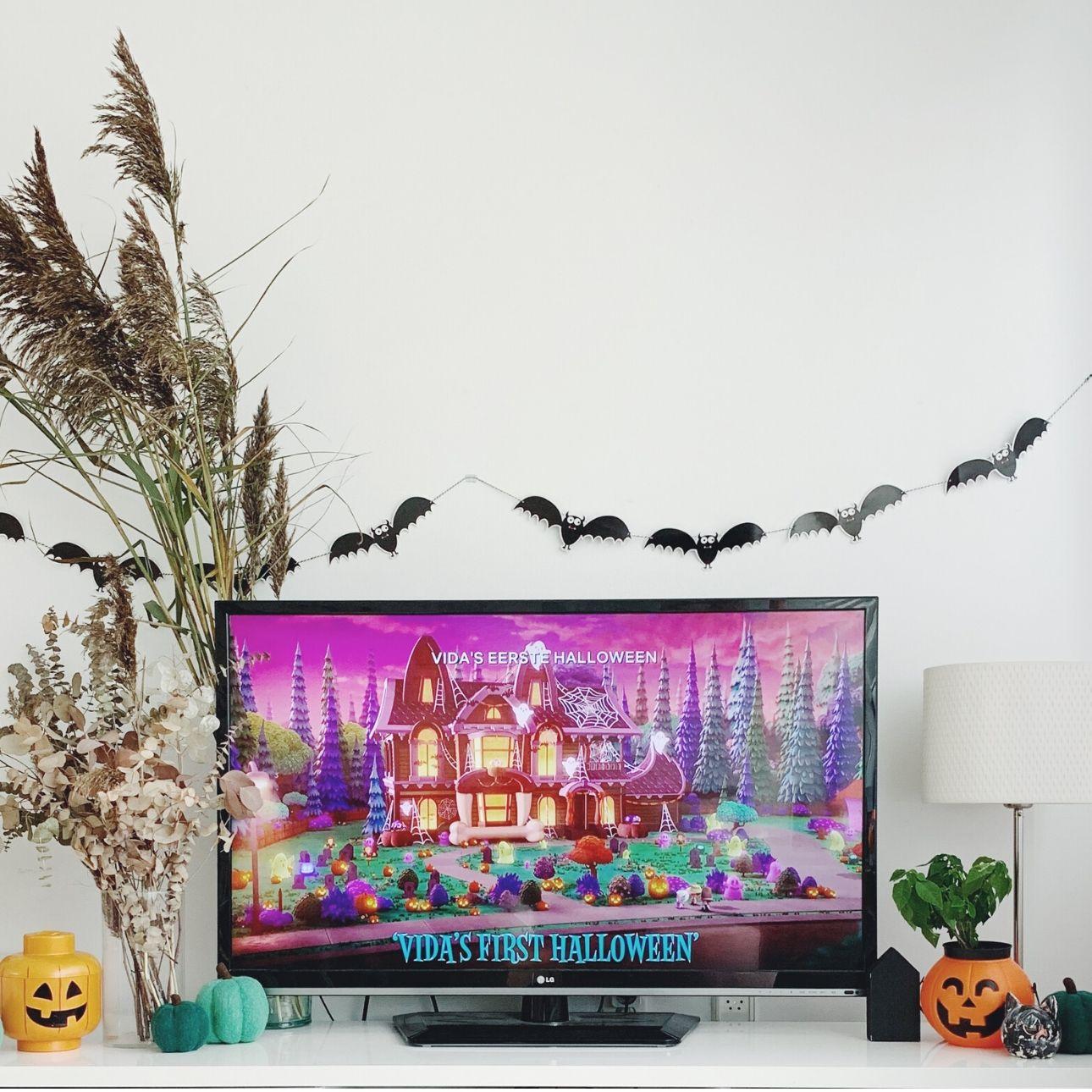 Halloween netflix super monsters vida eerste halloween