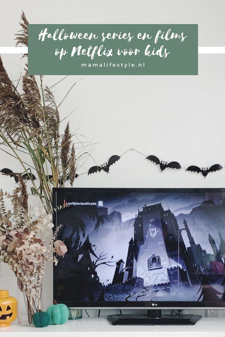 Pinterest - halloween netflix kinderen