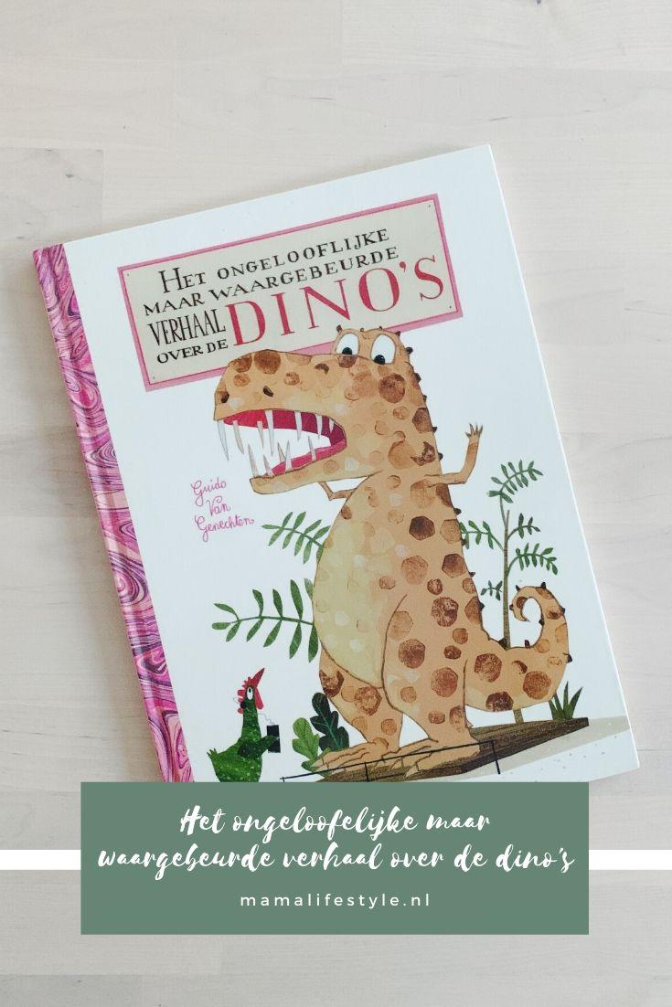 Pinterest - het ongeloofelijke maar waargebeurde verhaal over de dino's