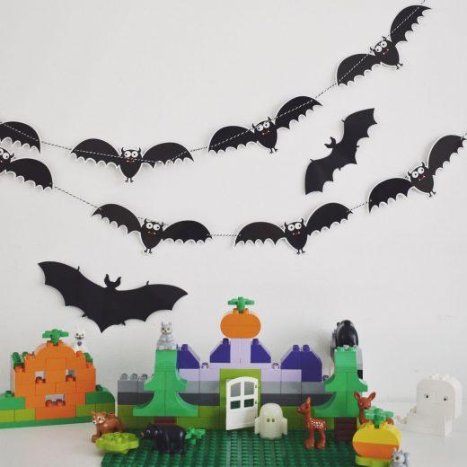 halloween duplo spookhuis