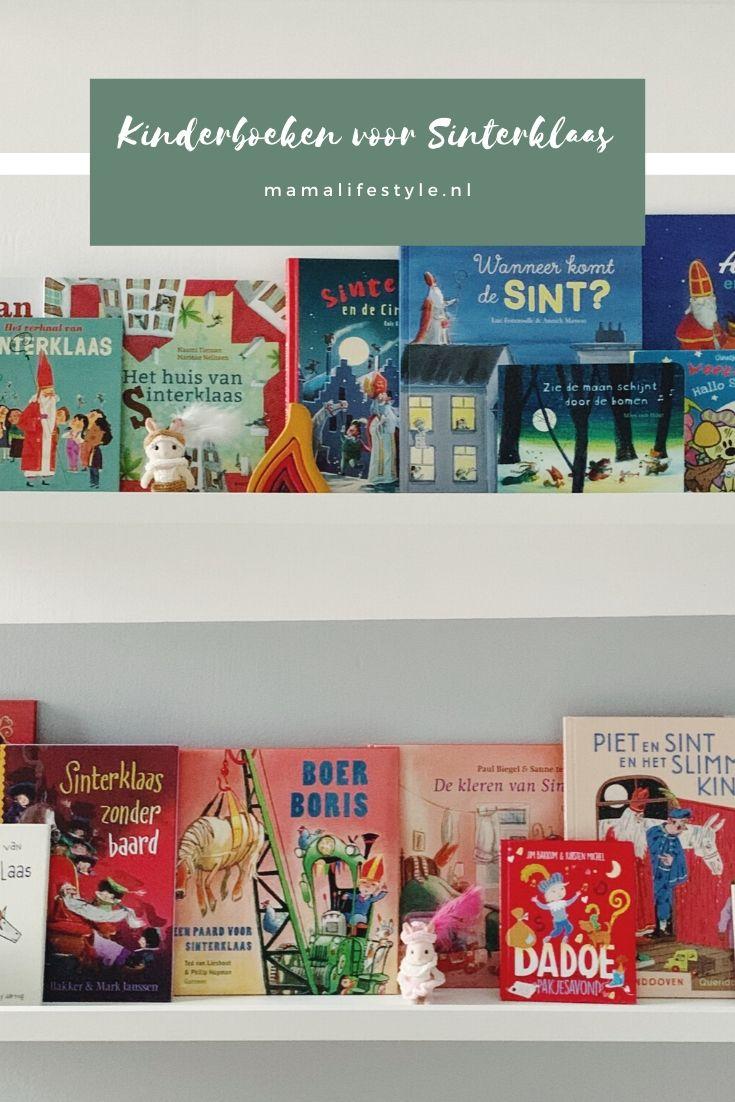 Pinterest - sinterklaas kinderboeken