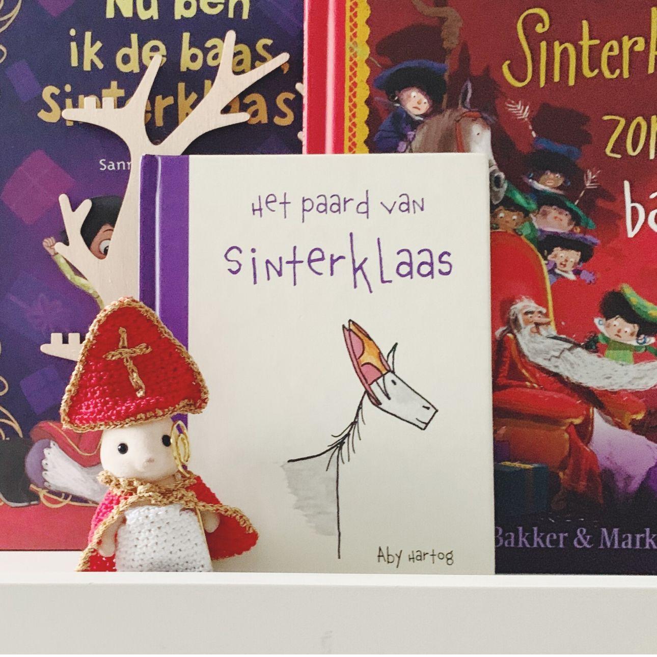 Sinterklaas kinderboeken roetveegpieten (2)