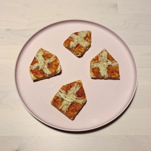 Pizza mijters