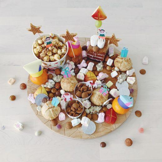 Sinterklaas zoete snacks sinterklaas zoete plank