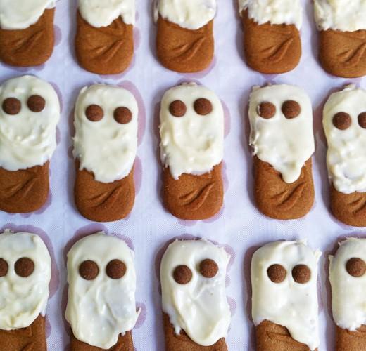 spook koekjes halloween