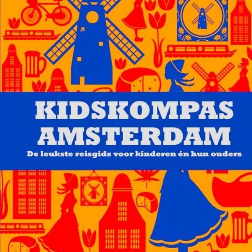 Kidskompas Amsterdam reisgids