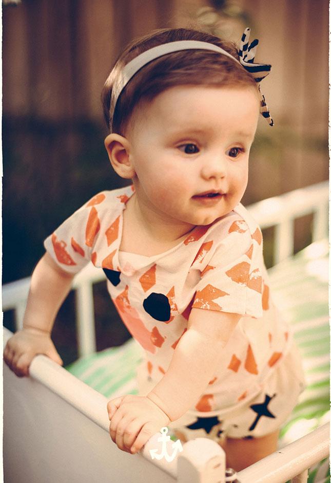 Noe Zoe ss15 babymeisje