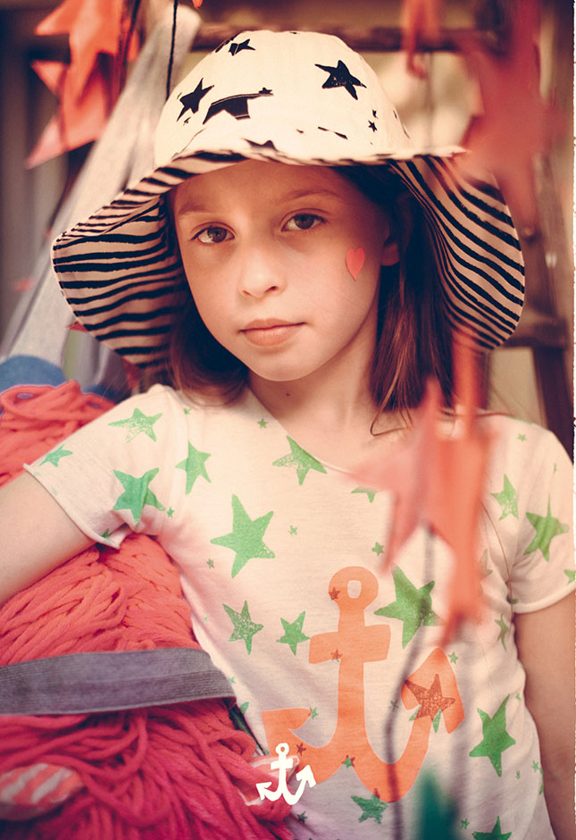 Noe Zoe ss15 meisje
