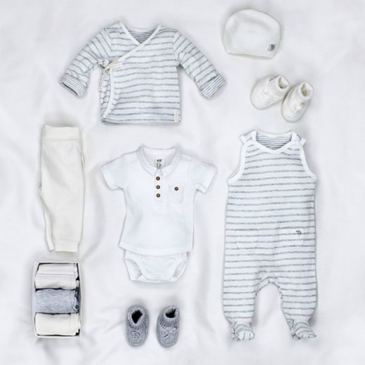 H&M Newborn Exclusive voorjaarscollectie